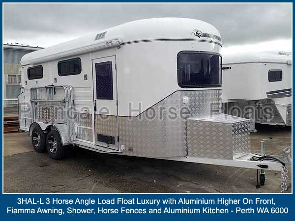 Horse Float Luxury Custom 2