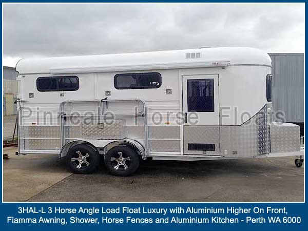 Horse Float Luxury Custom 4