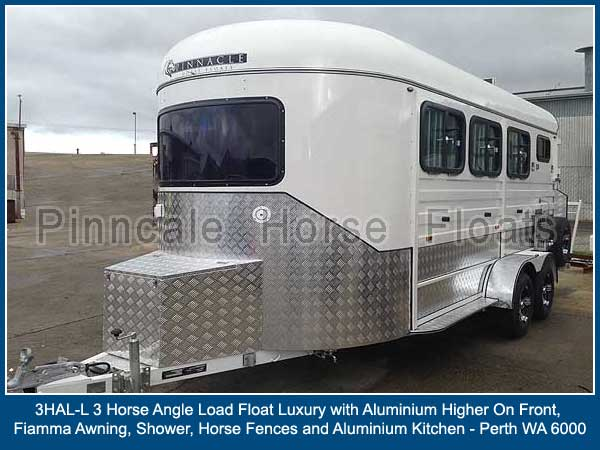 Horse Float Luxury Custom 6