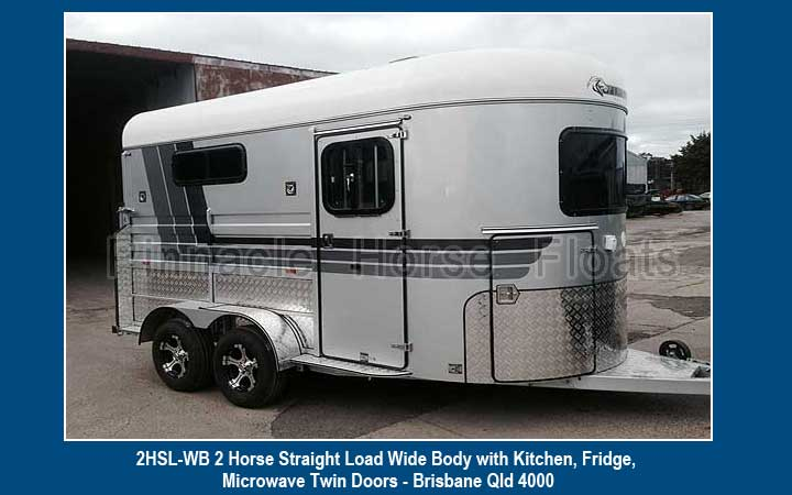 2HSL-WB 2 Horse Straight Load Wide Body 2