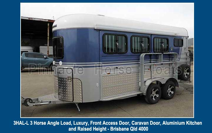 Horse Float Luxury Custom 62