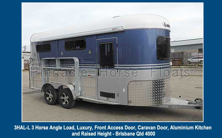 Horse Float Luxury Custom 66