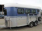 Horse Float Luxury Custom 61