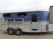Horse Float Luxury Custom 63
