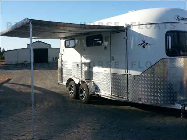 Horse Float Awnings