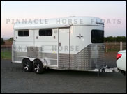 3HAL-L Horse Float with Awning and Side Box Dubbo NSW 1