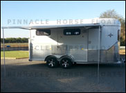 3HAL-L Horse Float with Awning and Side Box Dubbo NSW 3
